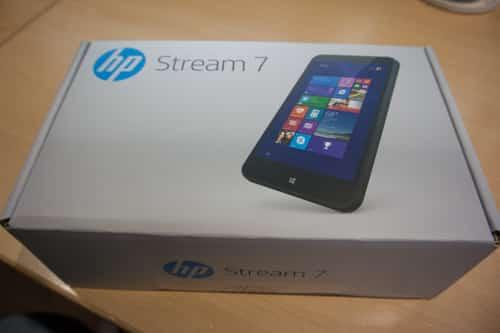 HPStream 7