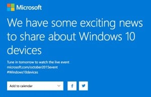 Windows 10 - Exciting News!